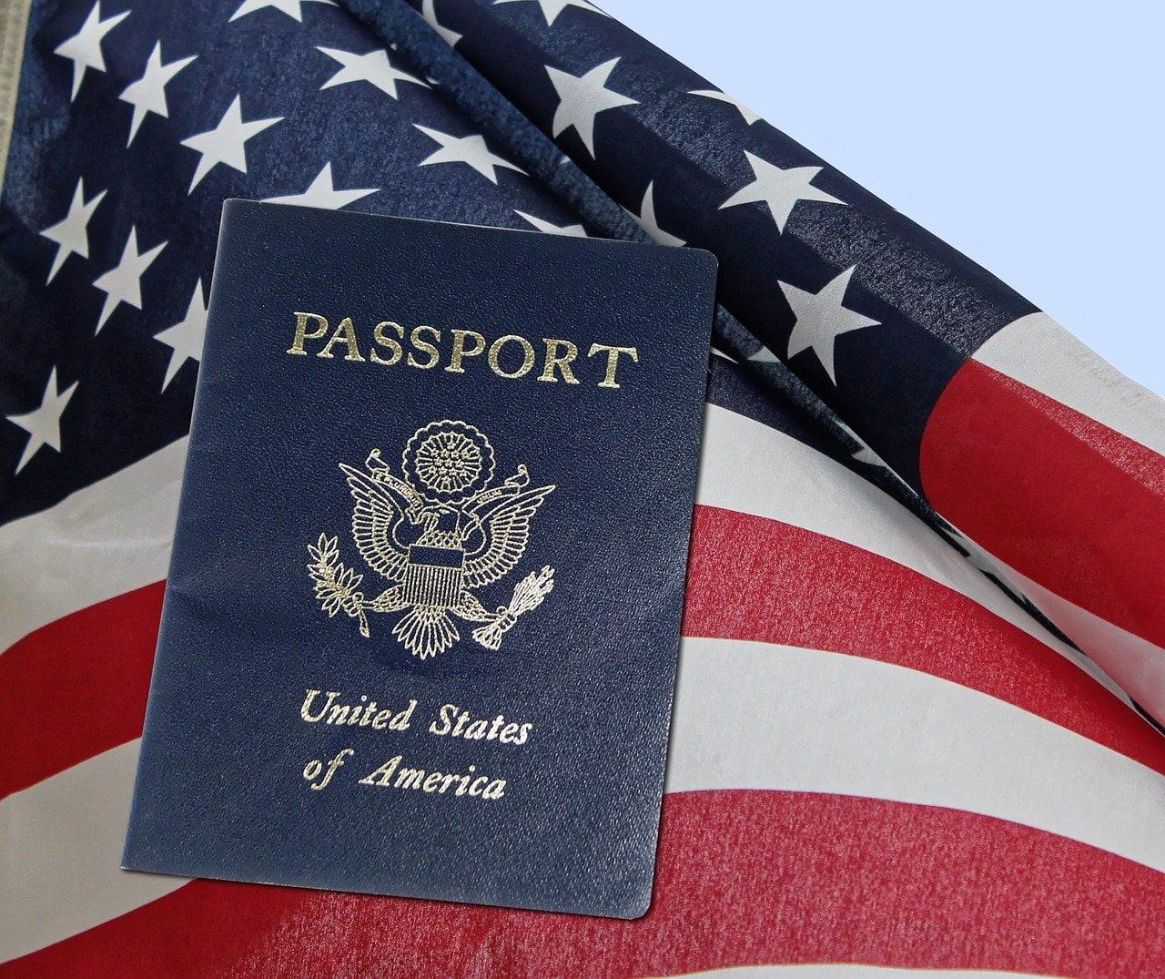 Các quốc gia miễn visa cho công dân Mỹ