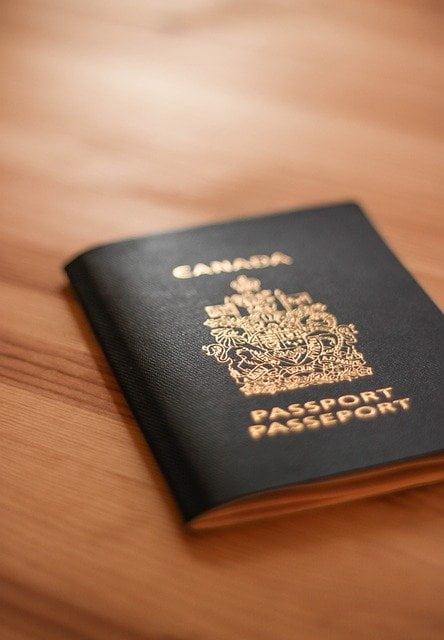 định cư new brunswick hộ chiếu