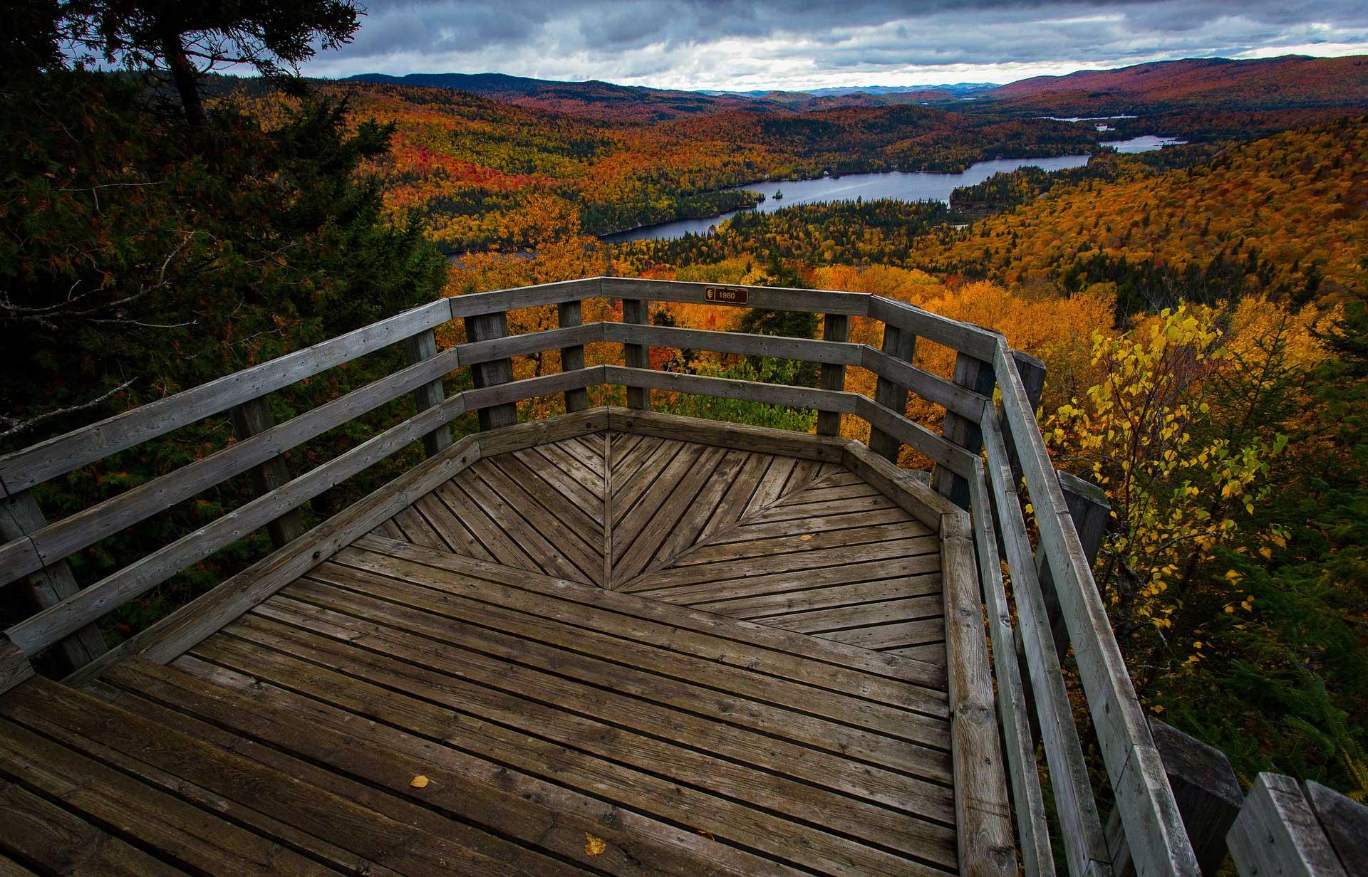 Các bang ở Canada có cảnh đẹp