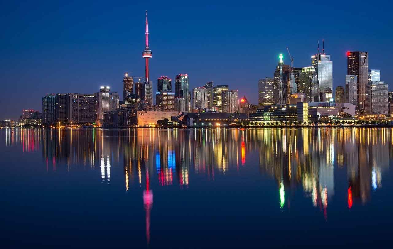 Cảnh đẹp Canada Ontario