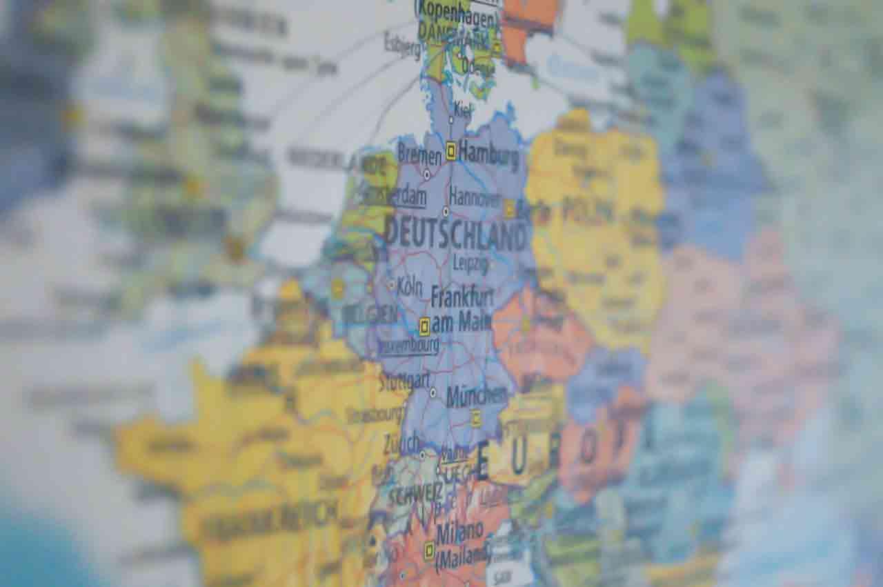 Châu Âu gồm những nước nào Bắc Âu