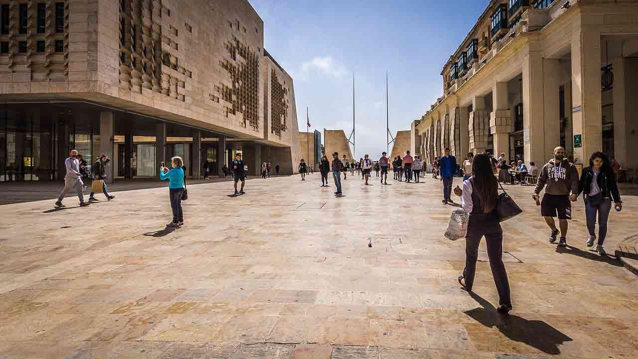 Chương trình nhập tịch đất nước Malta
