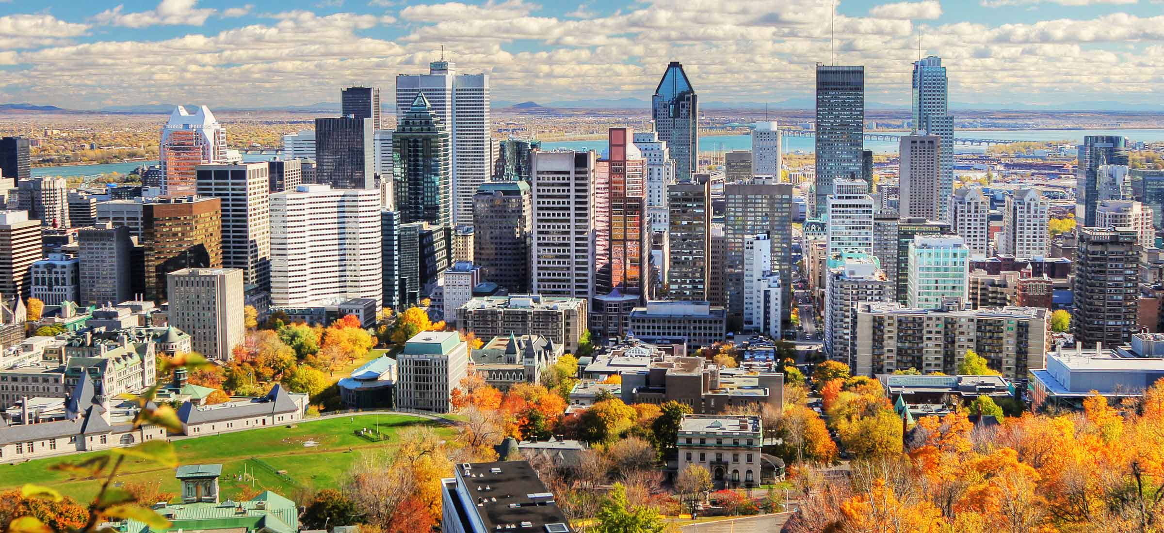 Cuộc sống ở montreal Canada