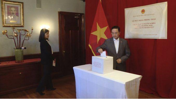 Các dịch vụ đại sứ quán Việt Nam tại Canada