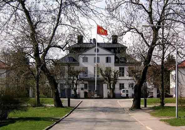 Đại sứ quán Việt Nam tại Canada