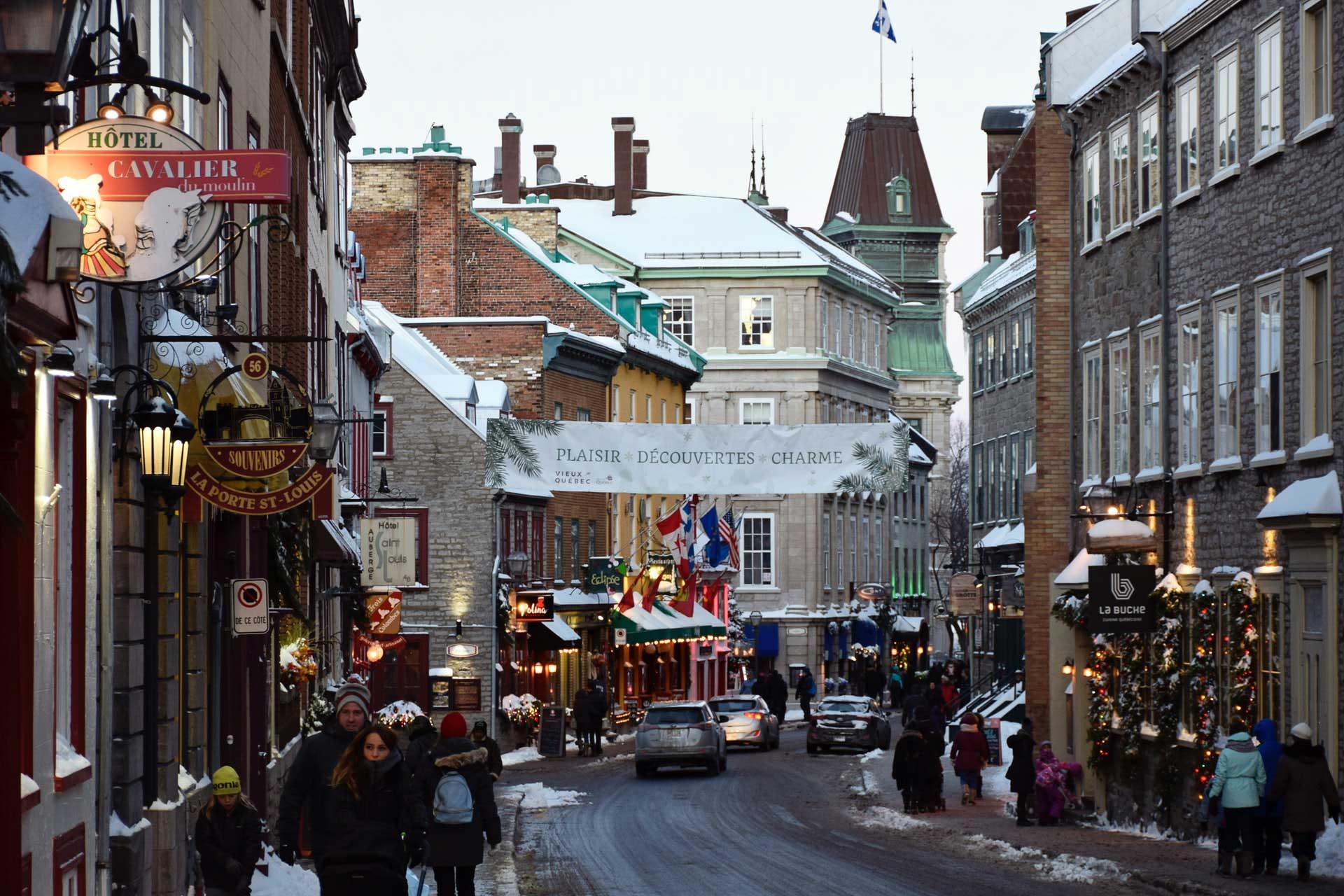 Điều kiện định cư Canada Quebec