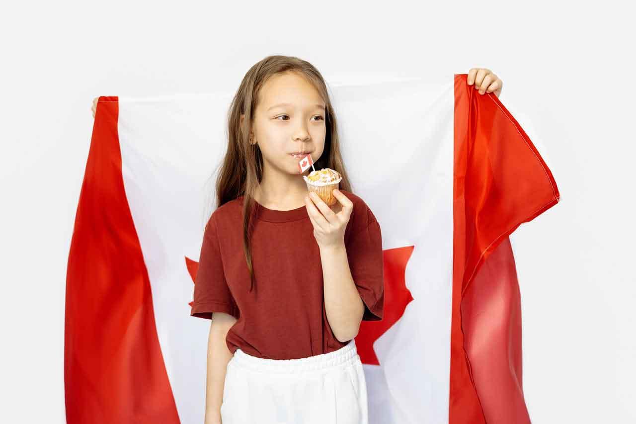 Đối tượng được bảo lãnh cháu ruột sang Canada