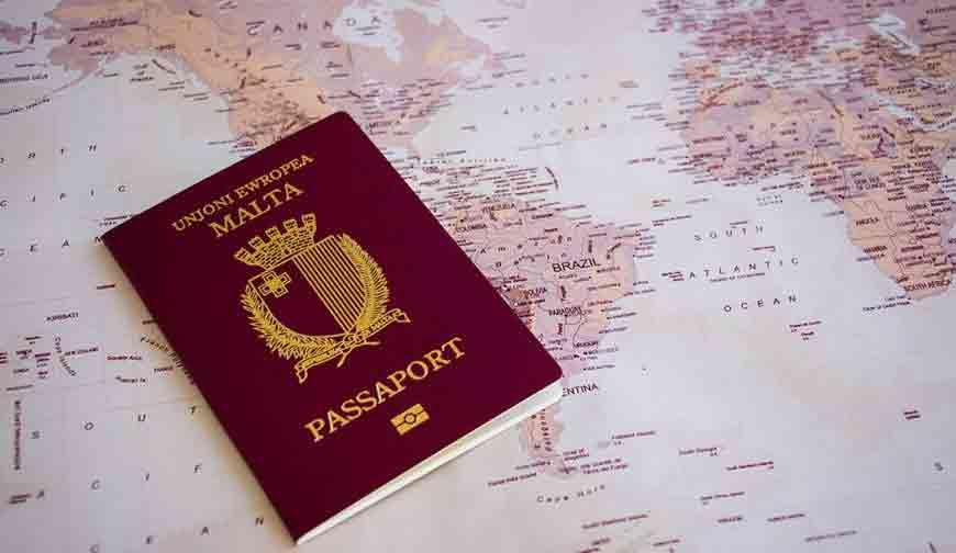 Hộ chiếu Malta