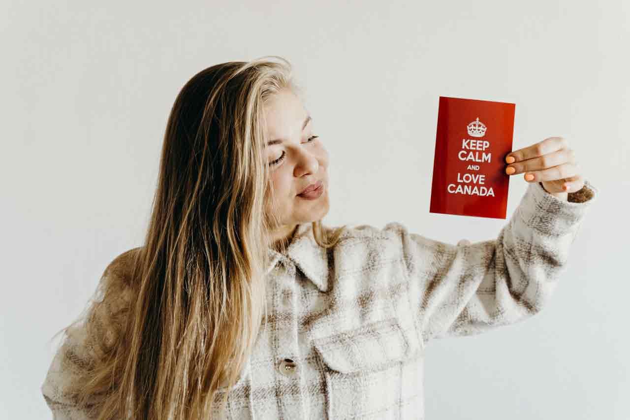 Bài kiểm tra xin nhập quốc tịch Canada