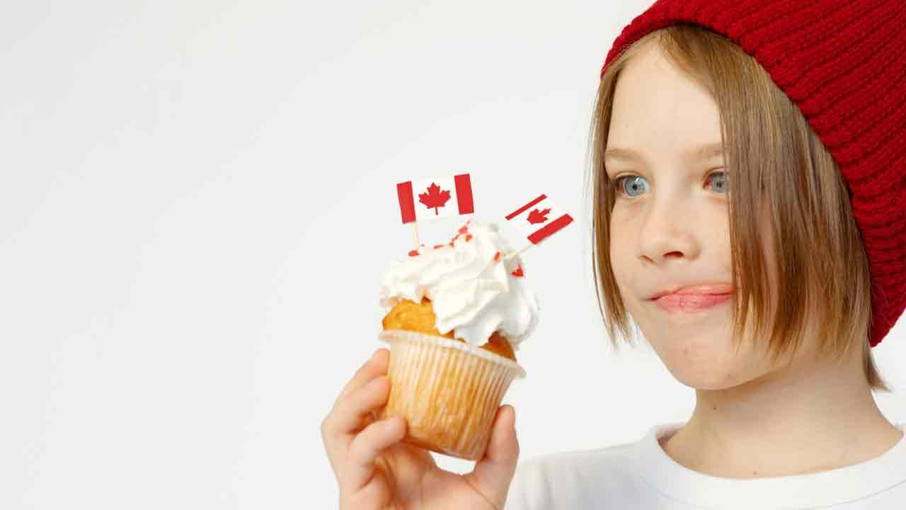 Nhập quốc tịch Canada cho con