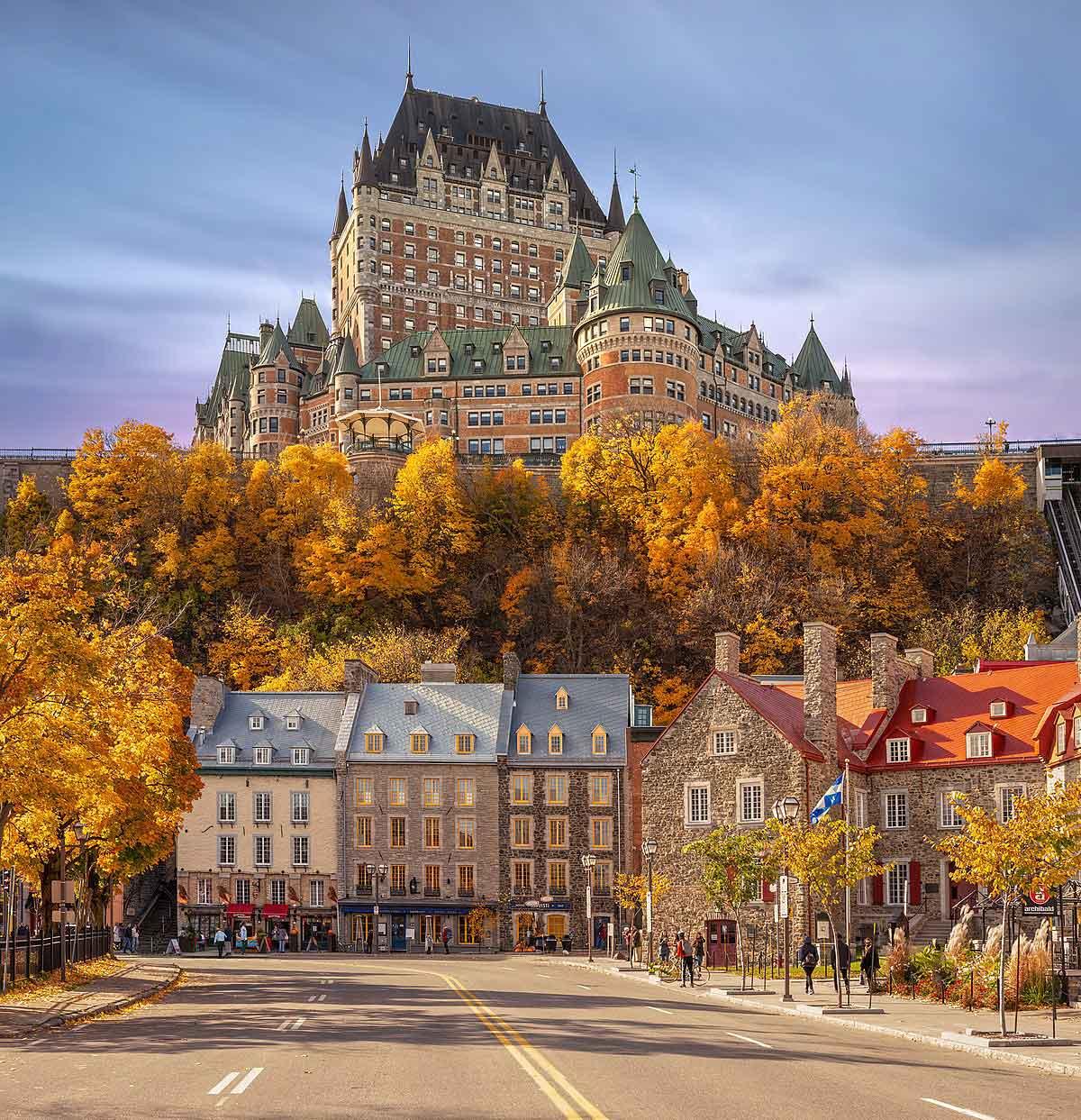 Những cảnh đẹp ở Canada Quebec