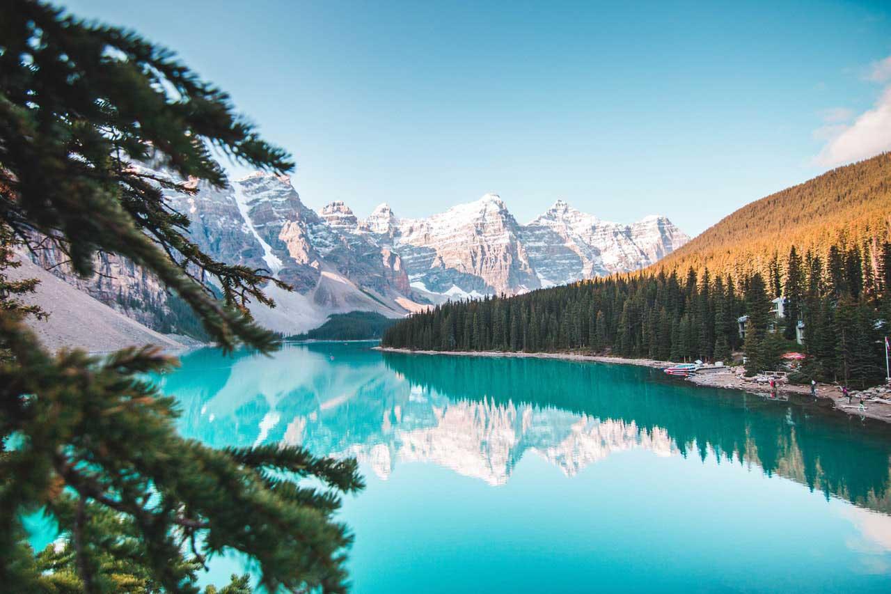 Những cảnh đẹp ở Canada vùng Yukon
