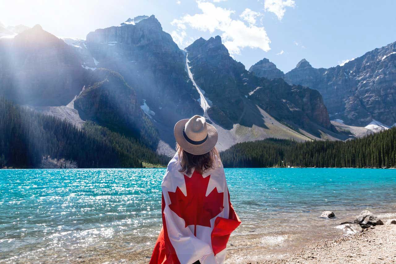 Sinh con lấy quốc tịch Canada ảnh đẹp