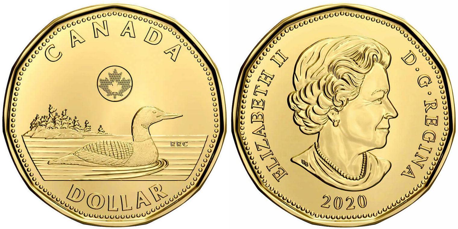 Tiền canada hôm nay đồng1 dollar
