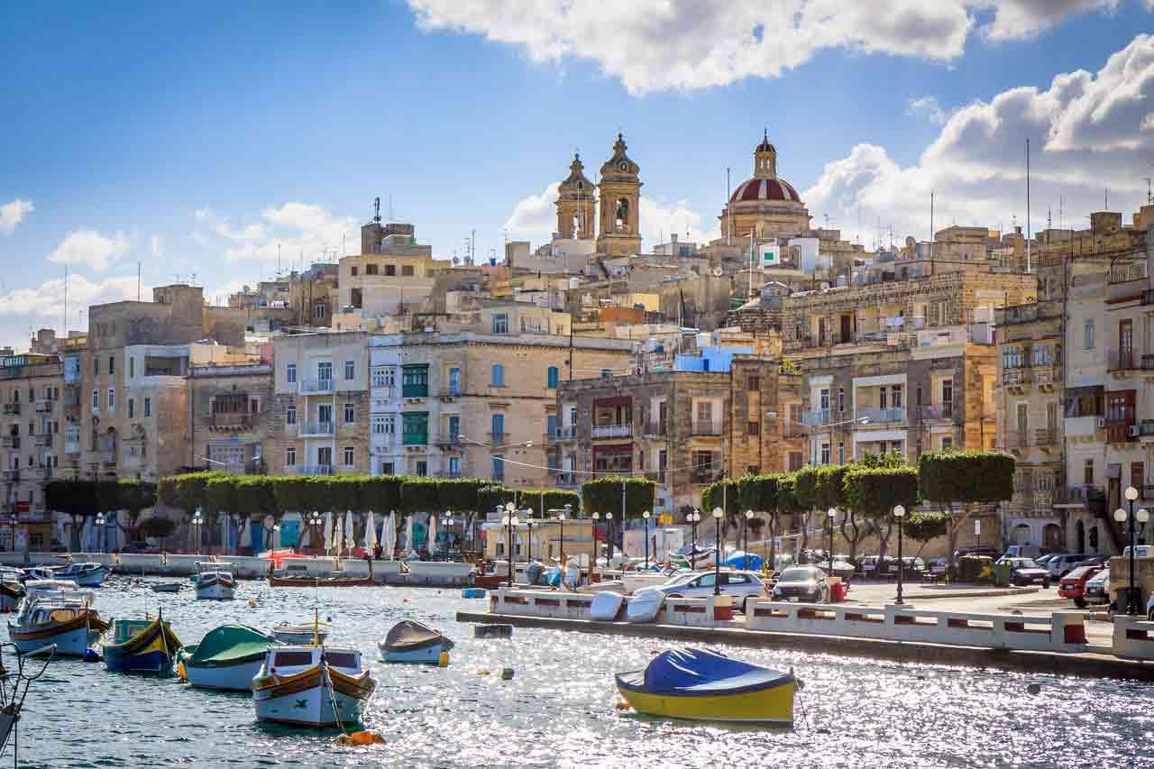 Xin visa đi Malta