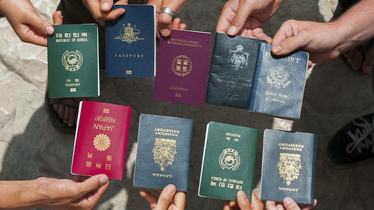 Bảng xếp hạng hộ chiếu quyền lực nhất thế giới