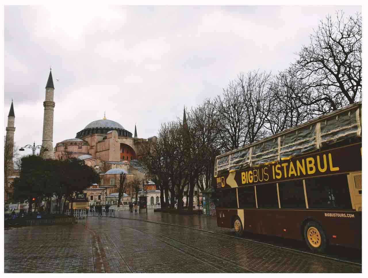 Cảnh đẹp Thổ Nhĩ Kỳ Istanbul