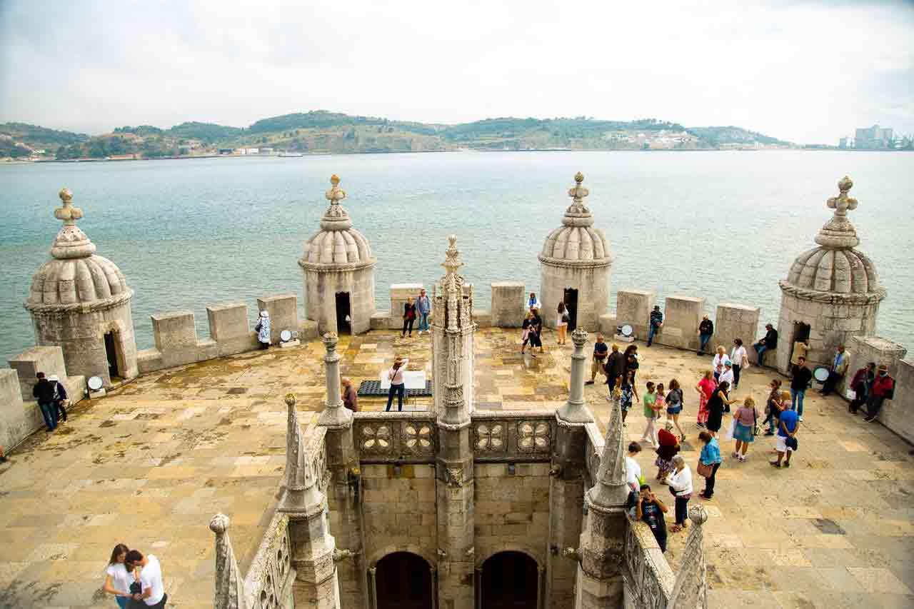 Cảnh quan du lịch Bồ Đào Nha