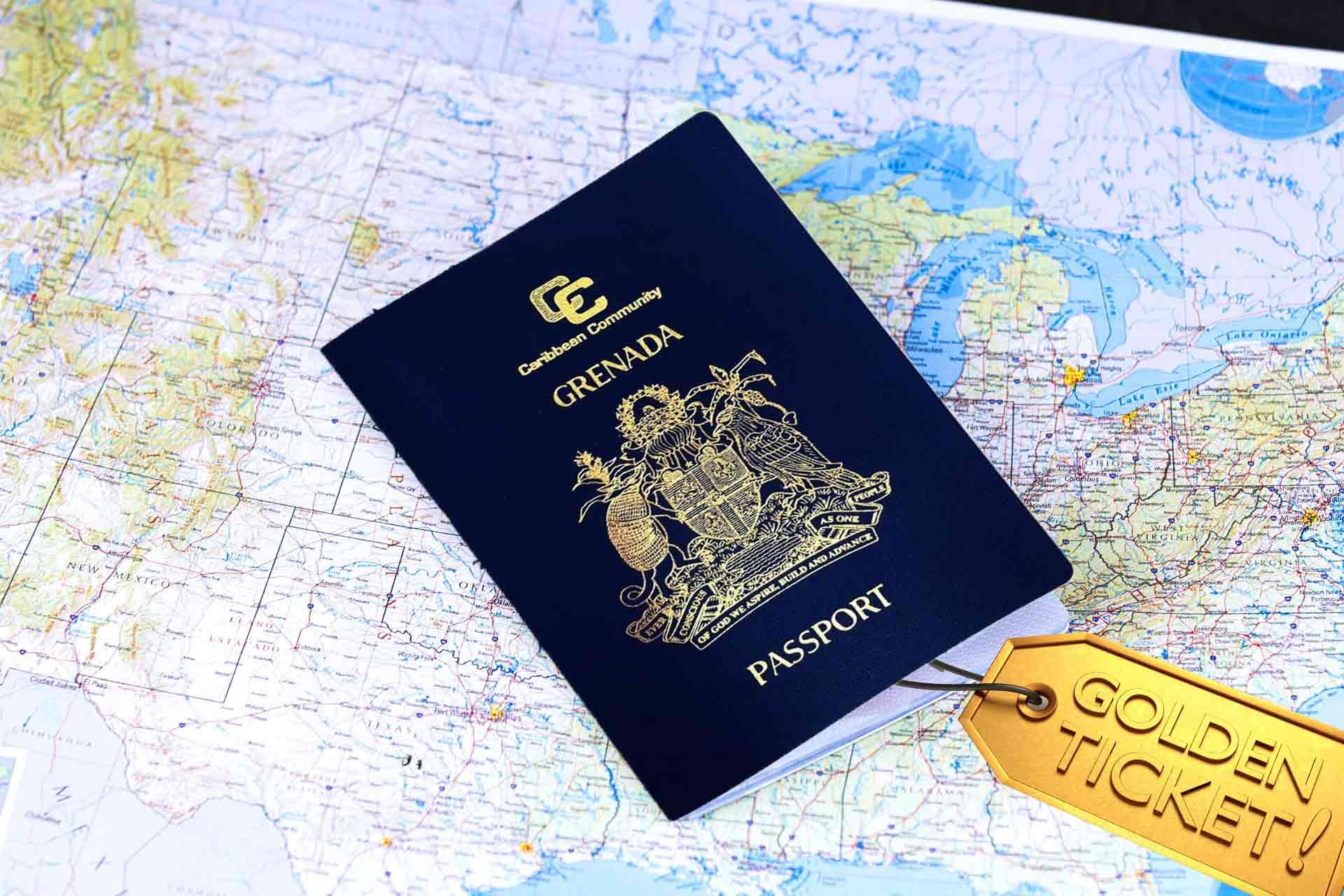 Hộ chiếu Grenada quyền lực