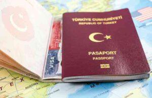 Hộ chiếu Thổ Nhĩ Kỳ mới nhất