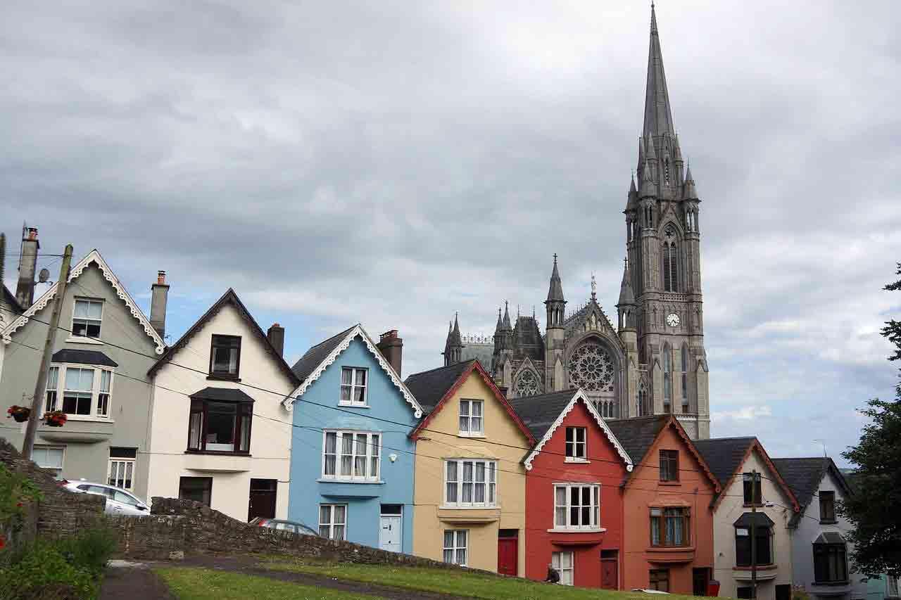Ireland có gì đặc biệt về cảnh quan