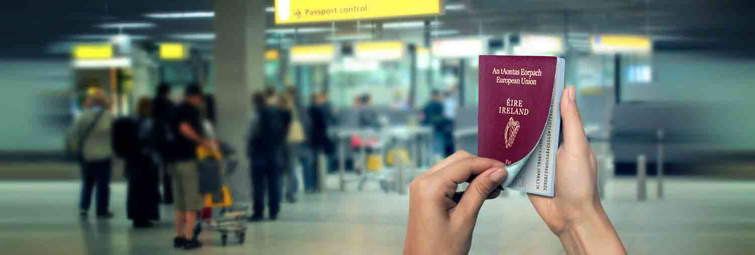 Kinh nghiệm xin visa Ireland