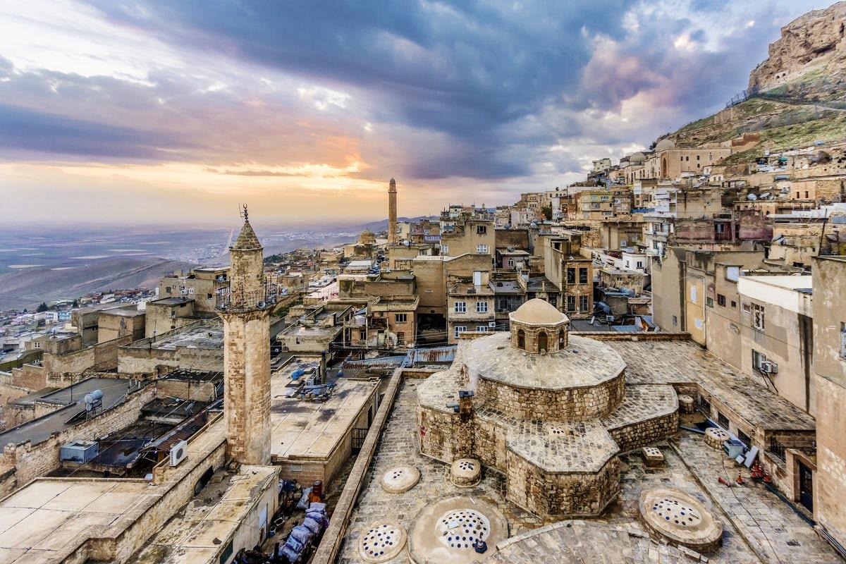Những cảnh đẹp Thổ Nhĩ Kỳ Mardin