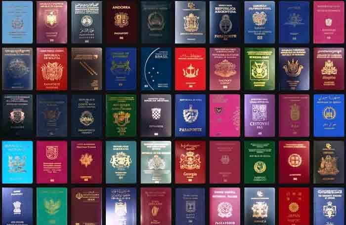 Những hộ chiếu quyền lực nhất thế giới