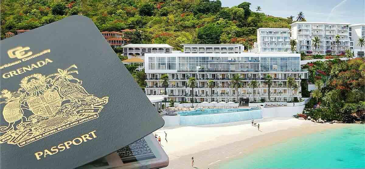 Sở hữu hộ chiếu Grenada quyền lực