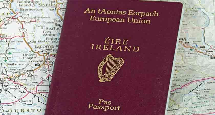 Thủ tục xin visa Ireland