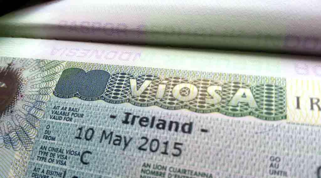 Xin Visa Ireland