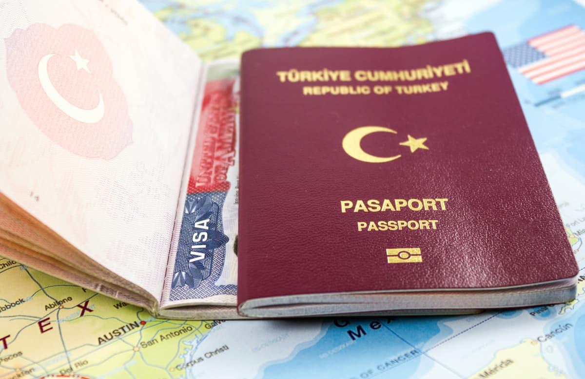 Thủ tục xin visa Thổ Nhĩ Kỳ tự túc